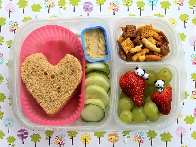 valentine lunch box