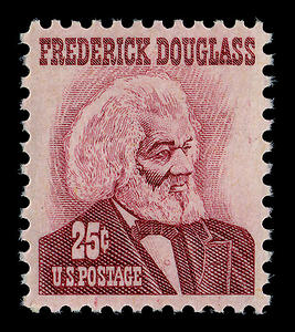 frederickdouglass postage stamp