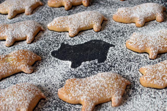 piggy-cookies