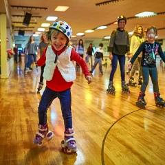 Florham Park Roller Rink skating