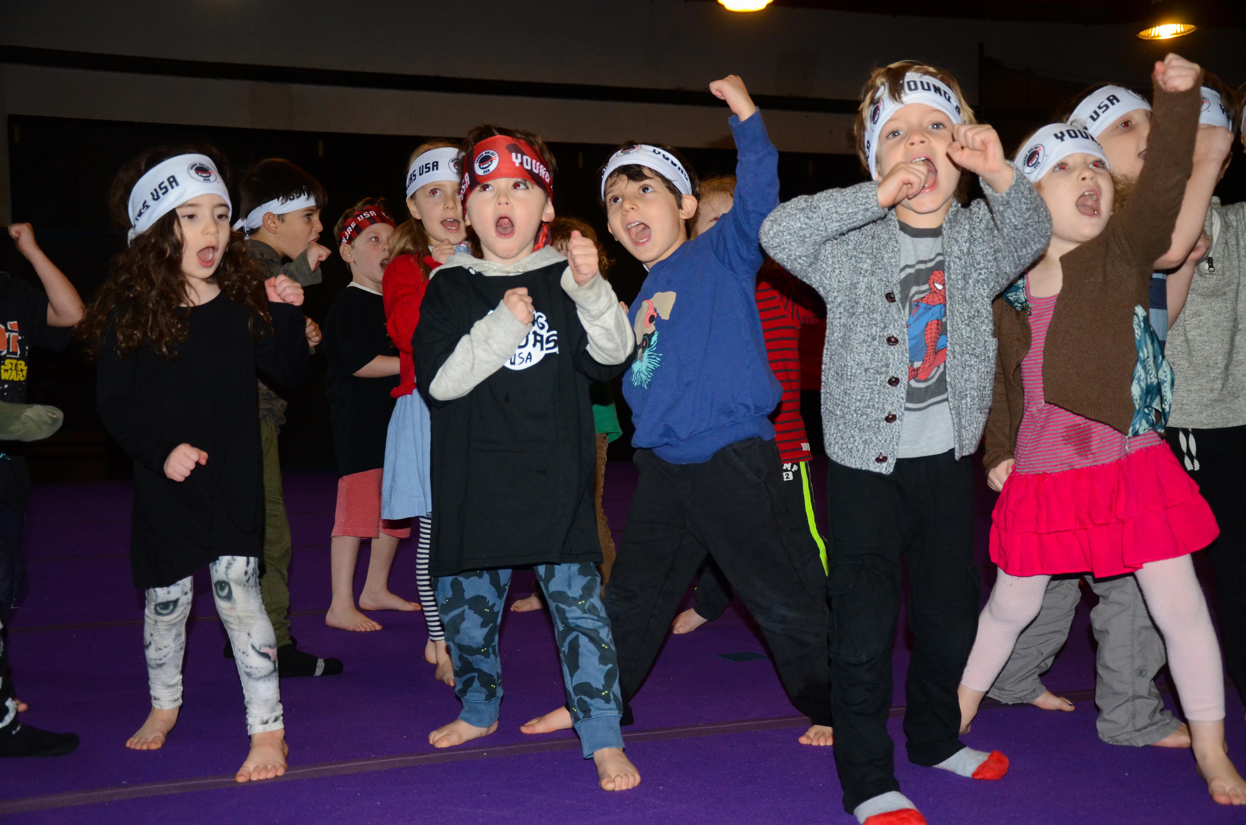 Young Ninjas USA - Martial Arts - 3637 Motor Ave, Palms