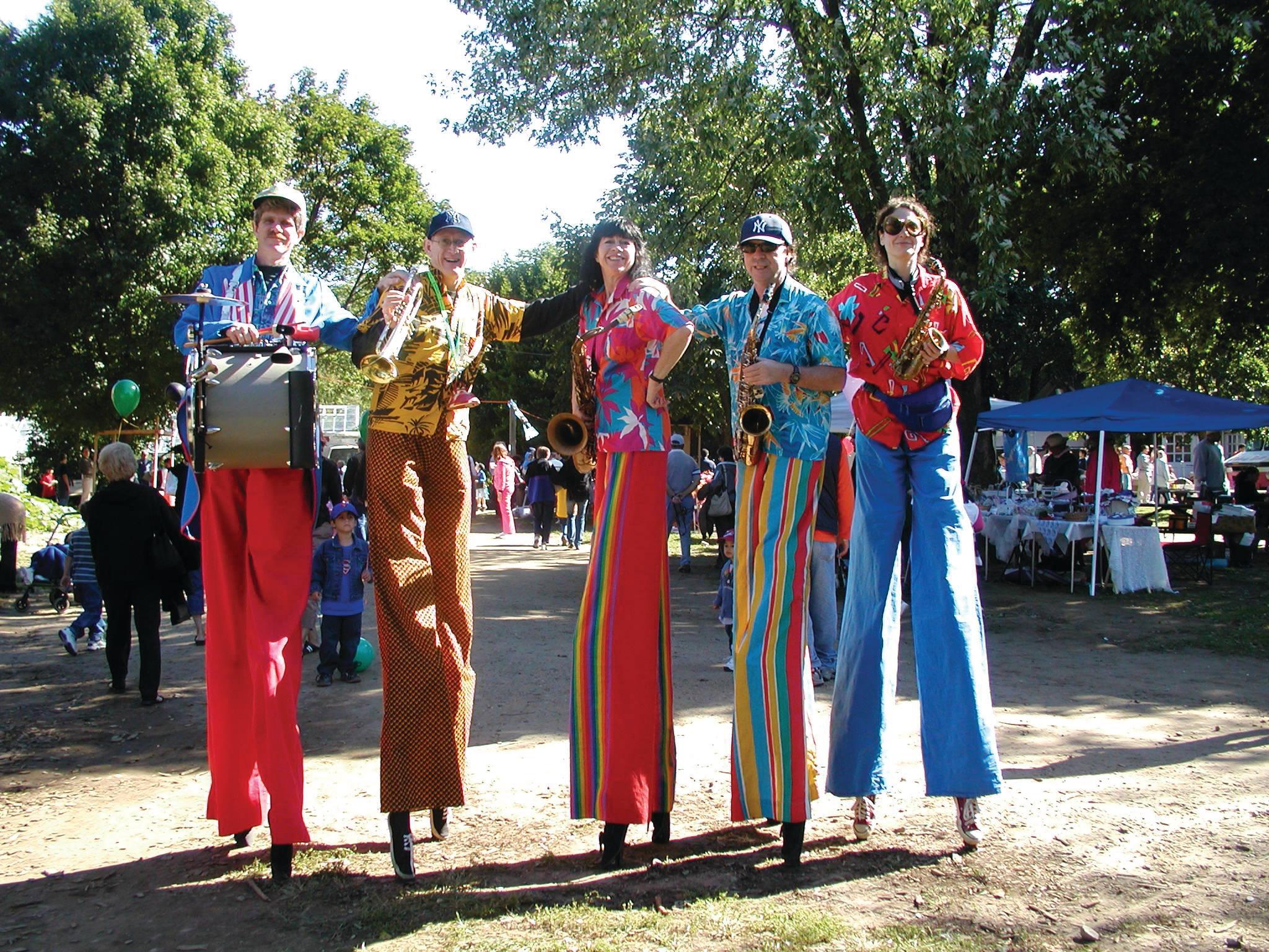 Queens County Farm fall festival