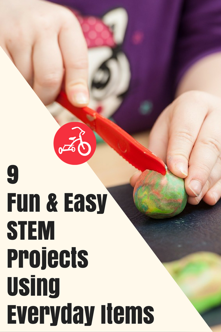 9 Fun Easy Stem Projects Using Everyday Items