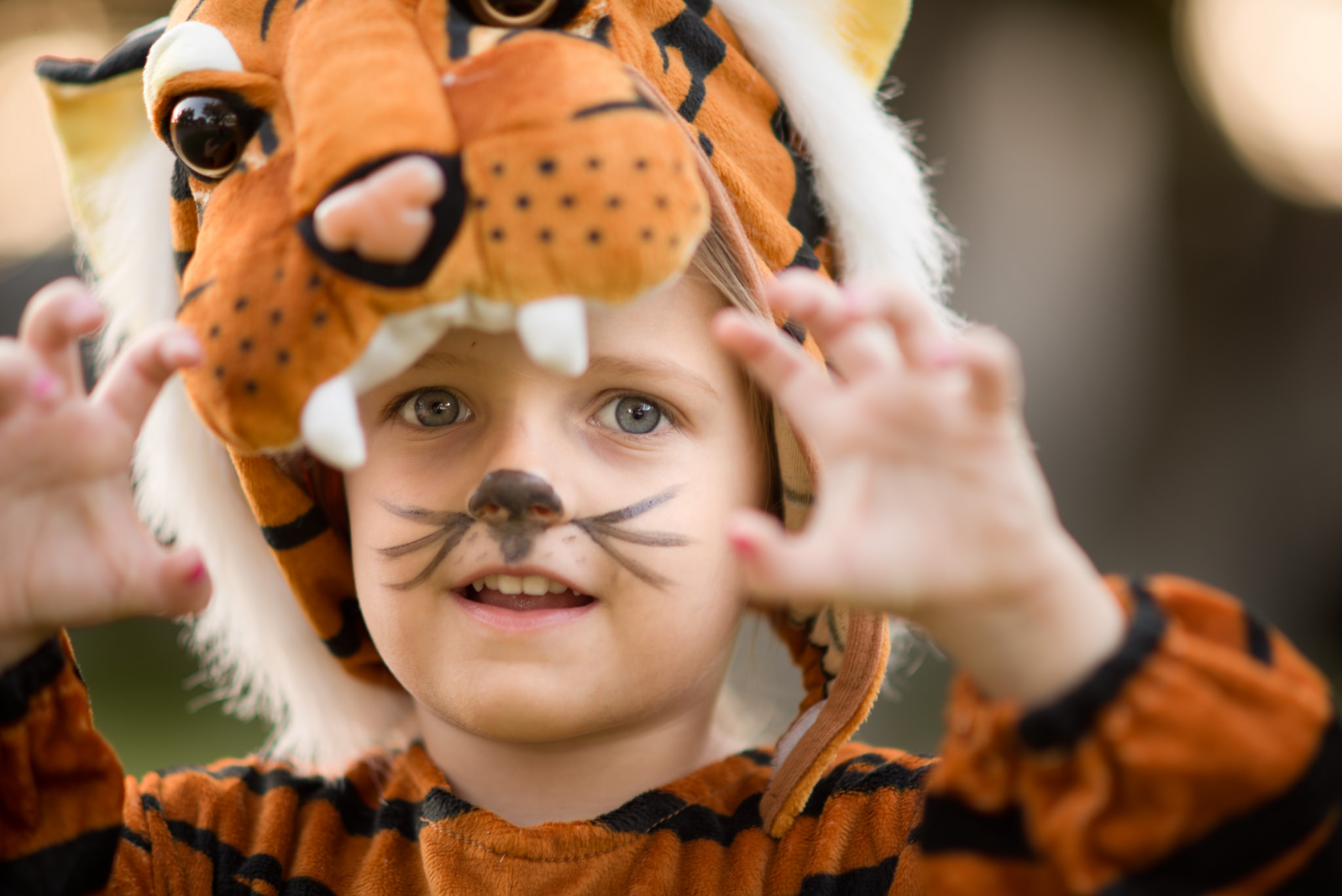 10 Face Painting Ideas That Are Totally Doable