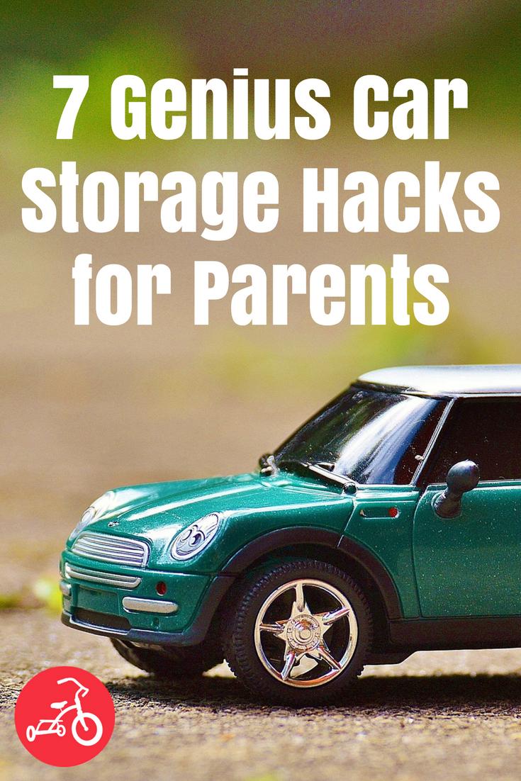 car storage hacks
