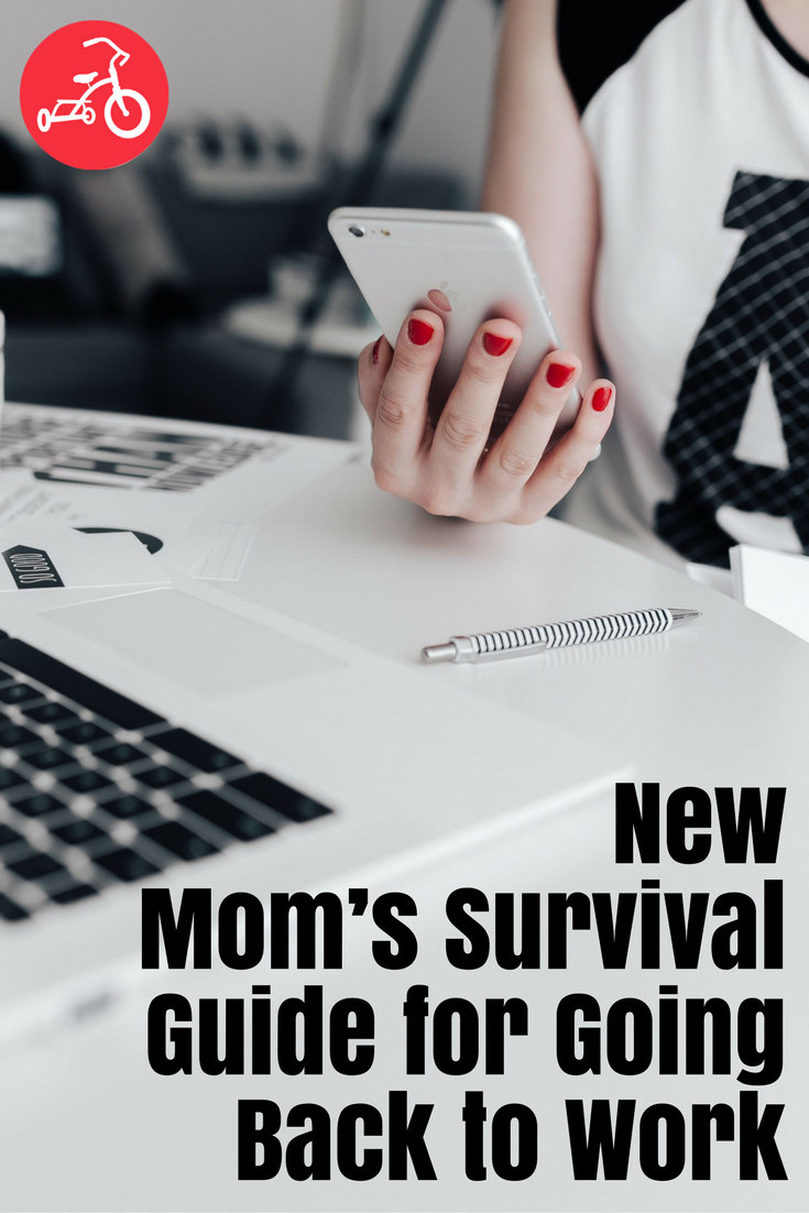 new mom's survival guide