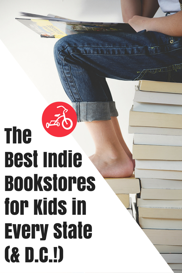 indie bookstores for kids