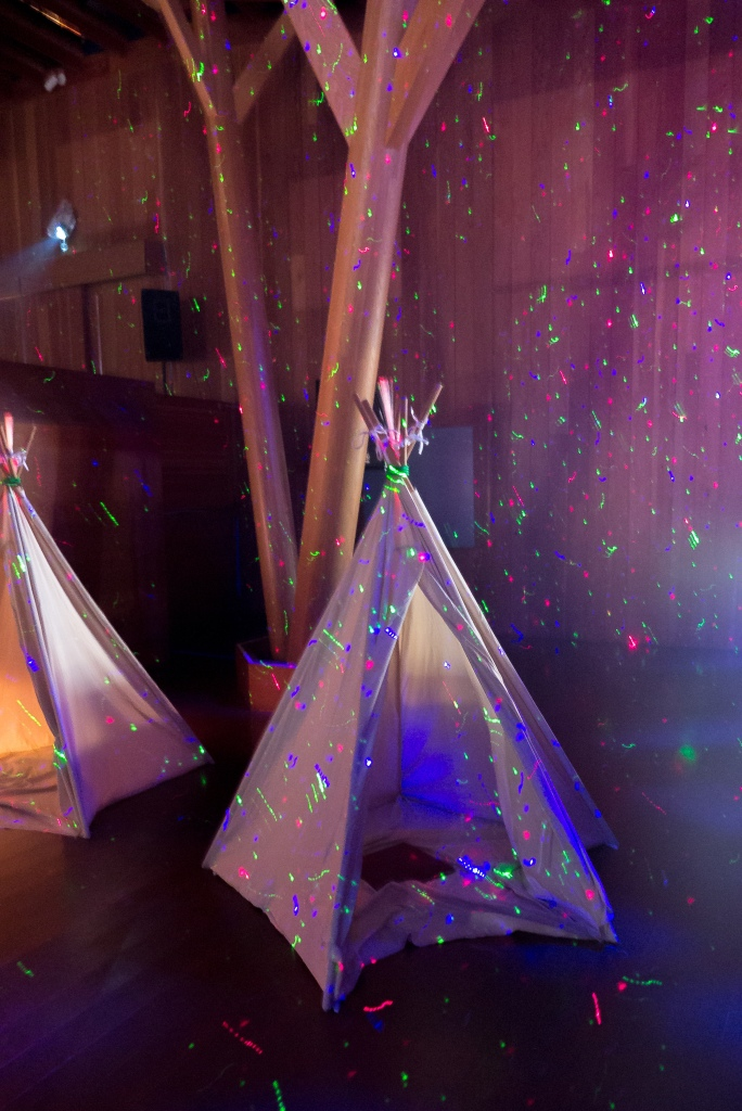 Illuminodyssey Play Tents by Anita Chu