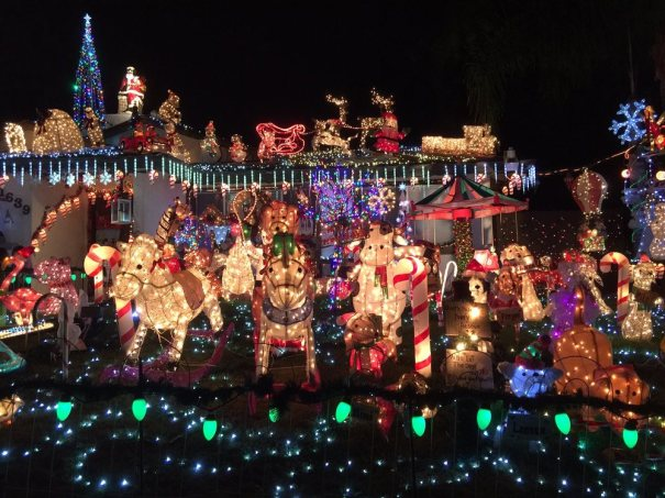 Merry & Bright! Must See Christmas Lights in San Diego