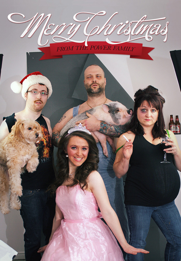 The 7 Most Hilarious Christmas Cards To Make You Literally Lol