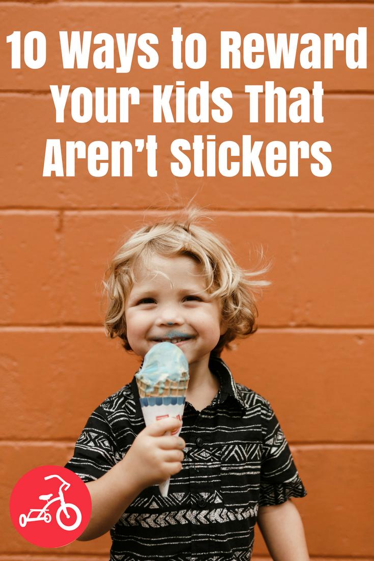recompensa a tus hijos