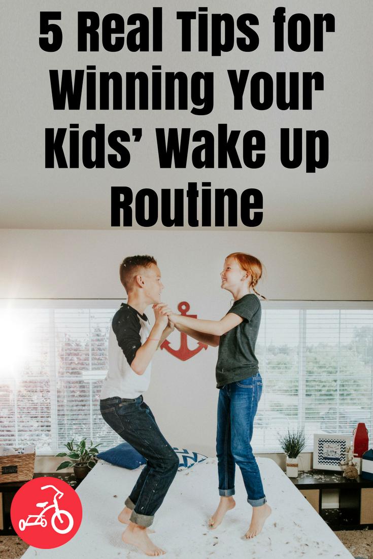 wakeup routine