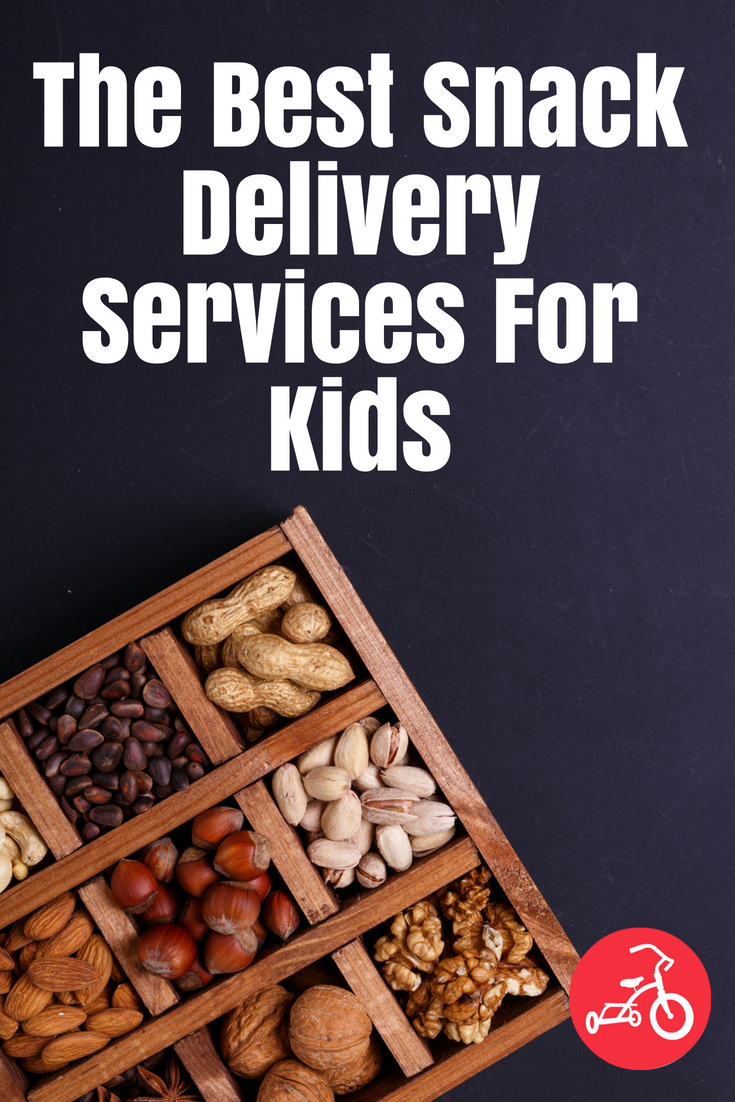 The Best Snack Delivery Services