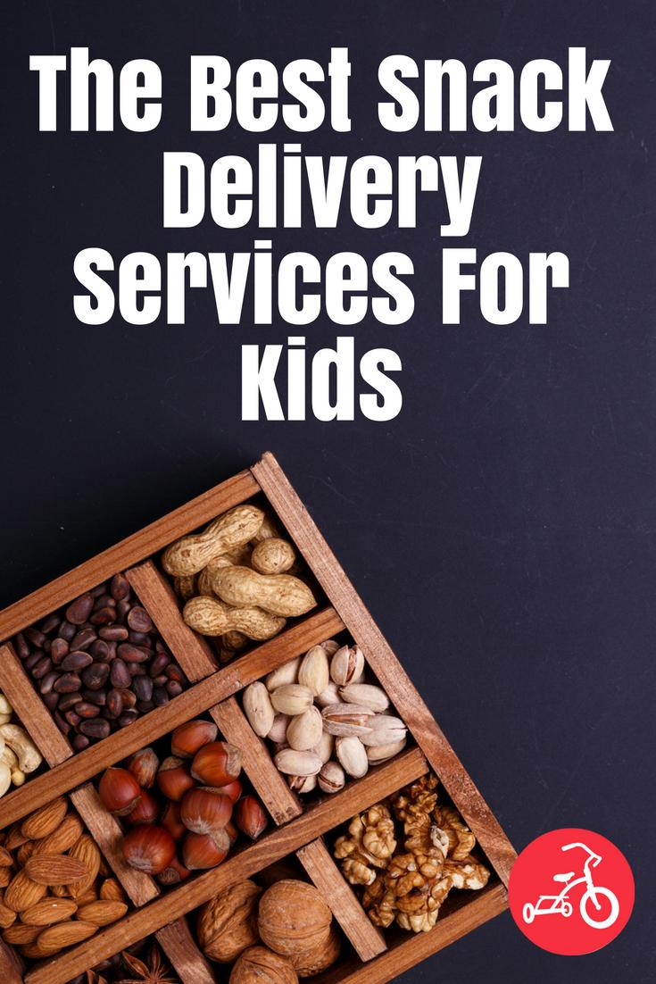 Los mejores servicios de entrega de bocadillos