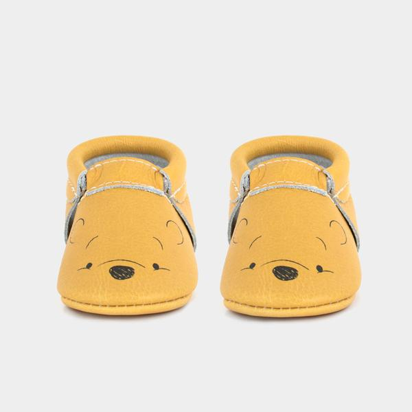 Winnie the Pooh Baby Moccasins