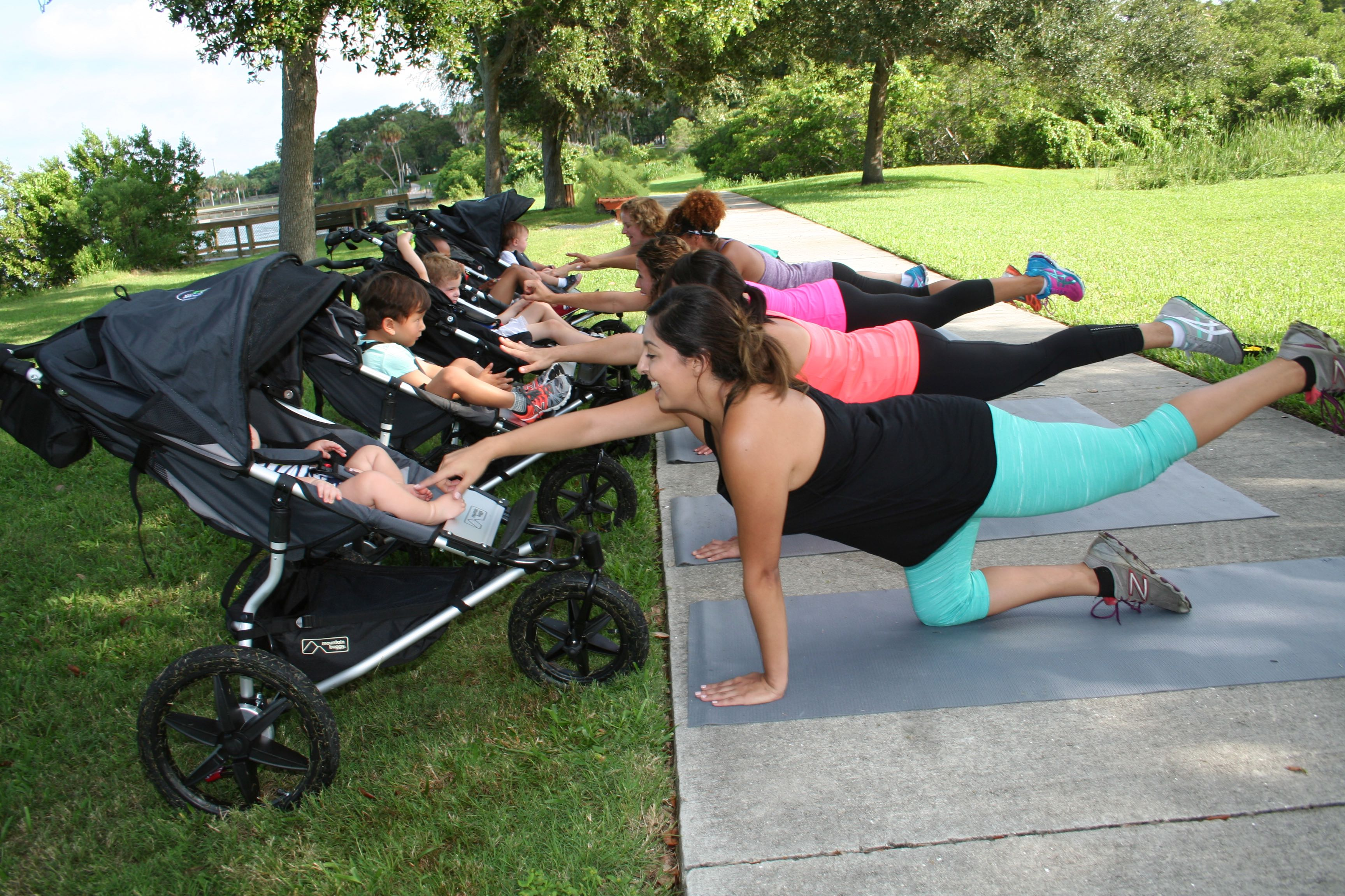 The Best Mommy And Me Fitness Classes In La