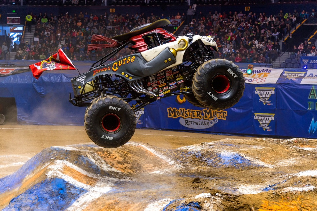 Monster Jam is Coming to Portland