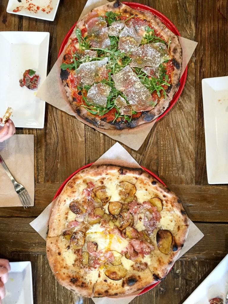 Rise Pizzeria by Anita Chu