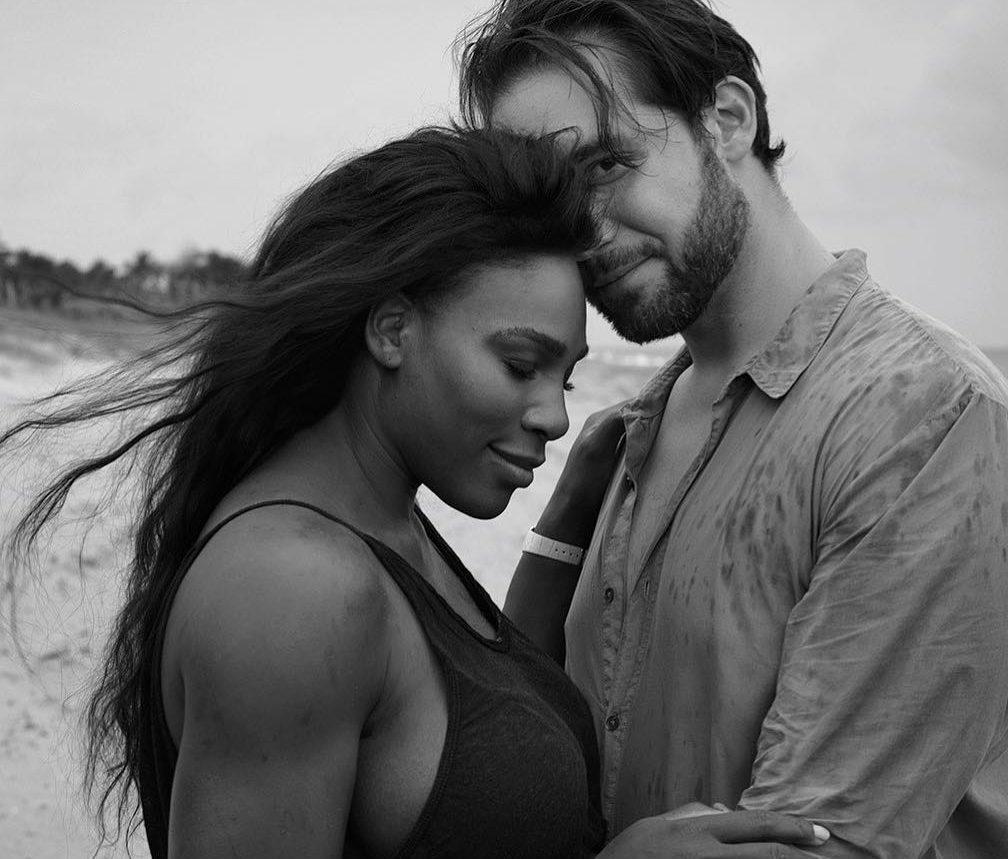 Serena williams husband