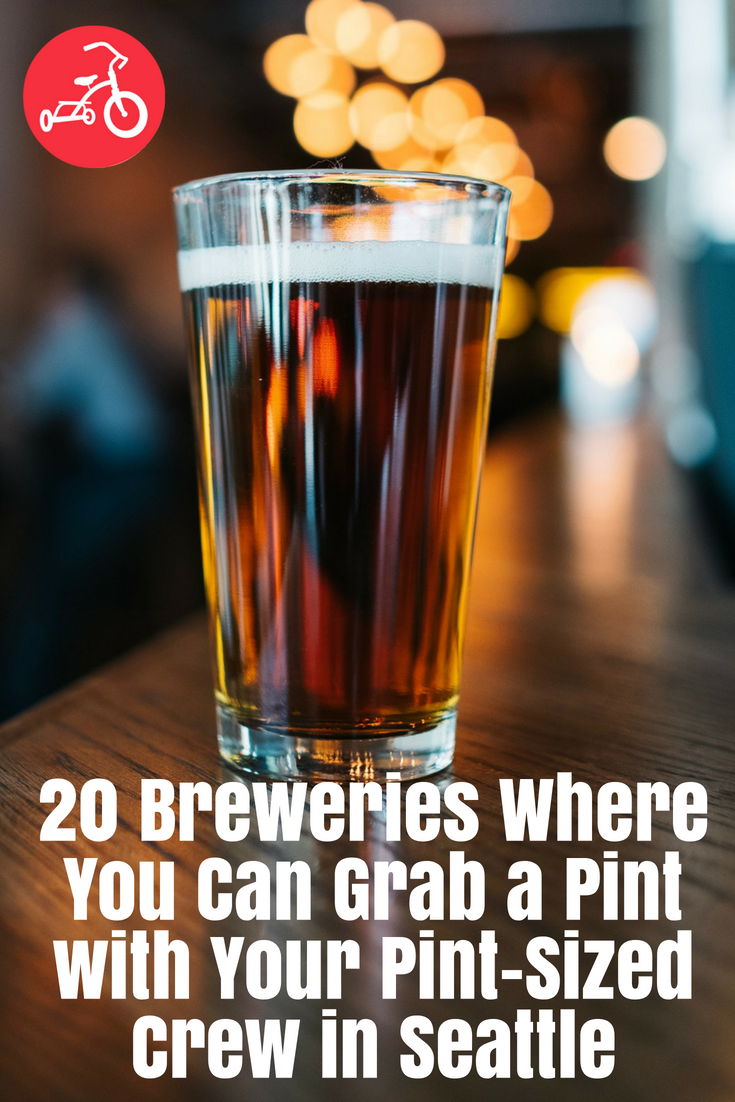 20 Breweries Where You Can Grab a Pint with Your Pint-Sized Crew