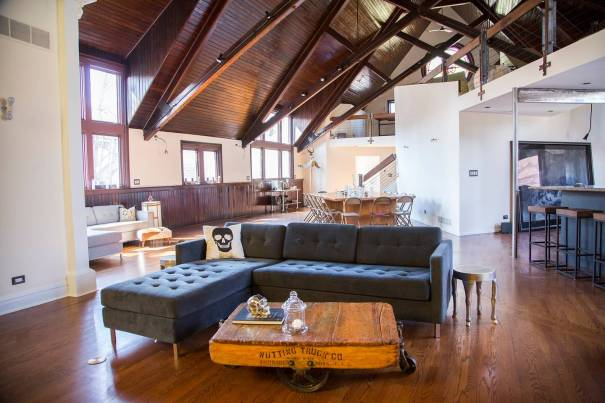 Cool Airbnb Rentals For Families Chicago Il