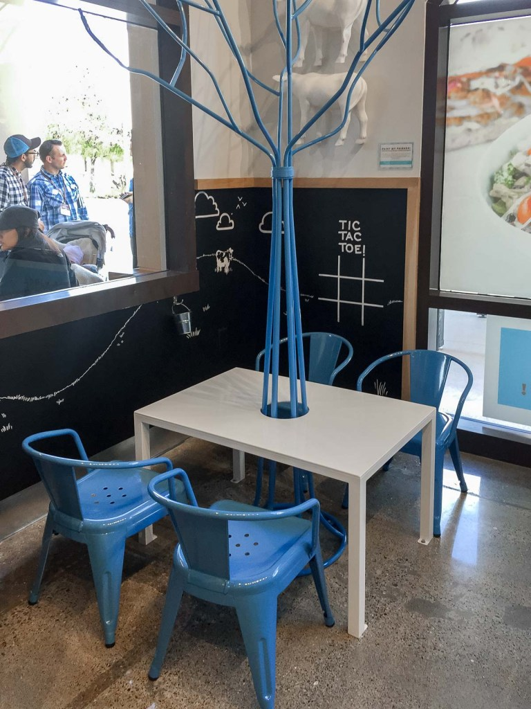 Mendocino Farms Kids Corner