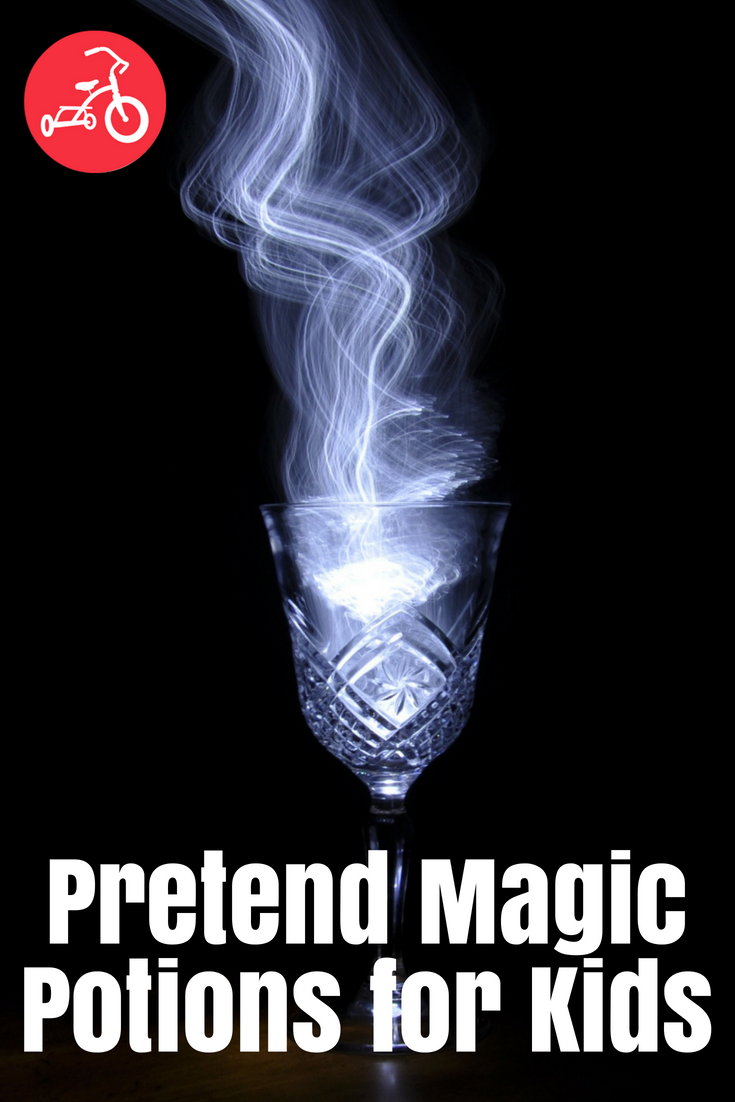 Pretend Magic Potions for Kids