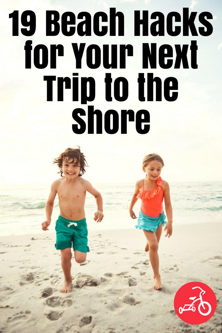 19 trucos de playa para su próximo viaje a la costa