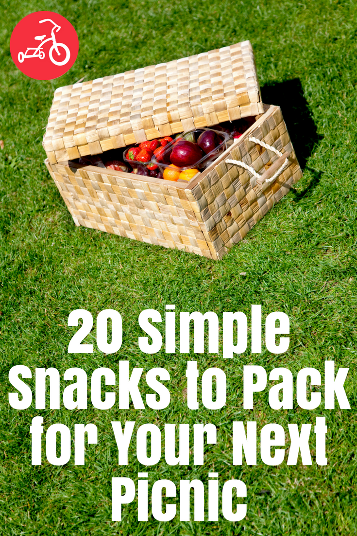 20 Simple Snacks to Pack for Your Next Picnic