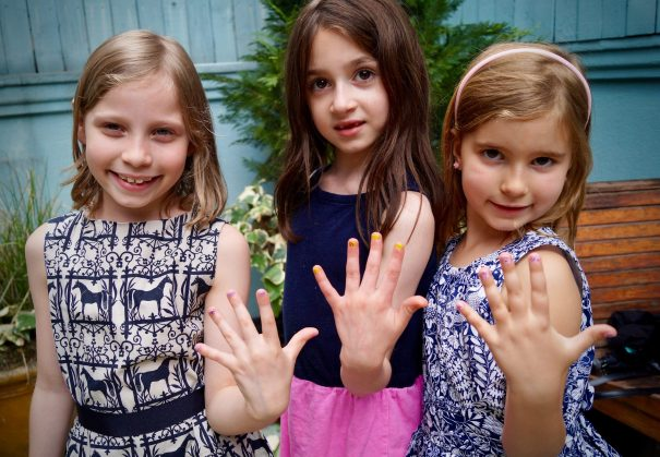 Kid-Friendly Manicure and Pedicure Salons in Seattle