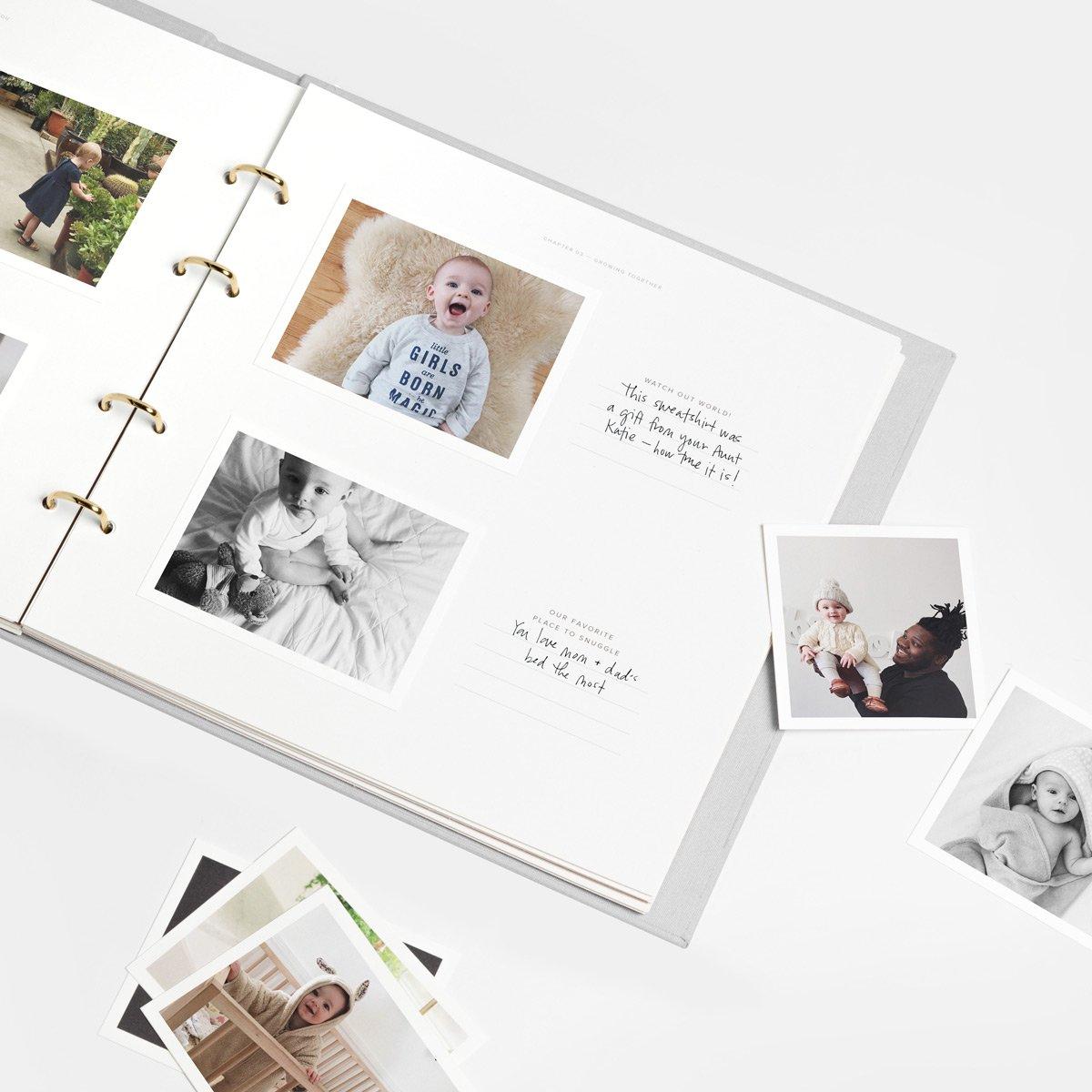Making Memories Memory Book Scrapbook Album Gift Keepsake Present birthday Baby