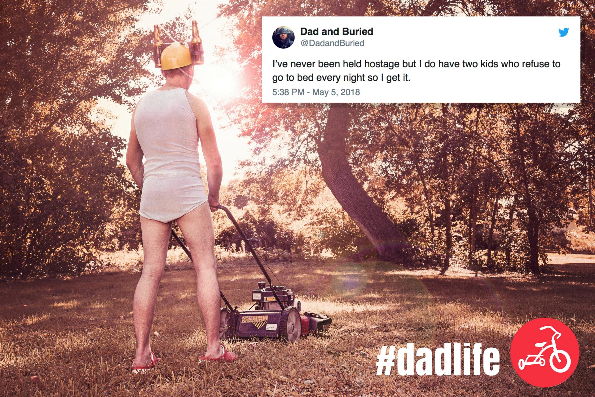 #dadlife Tweets