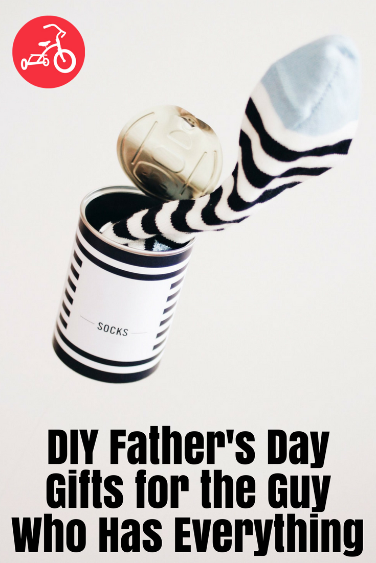 DIY Father's Day Gifts for the Guy Who Has Everything
