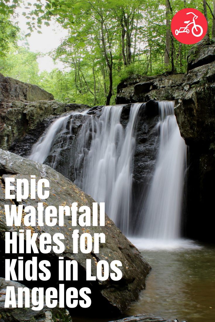 Epic Waterfall Hikes for Kids in Los Angeles