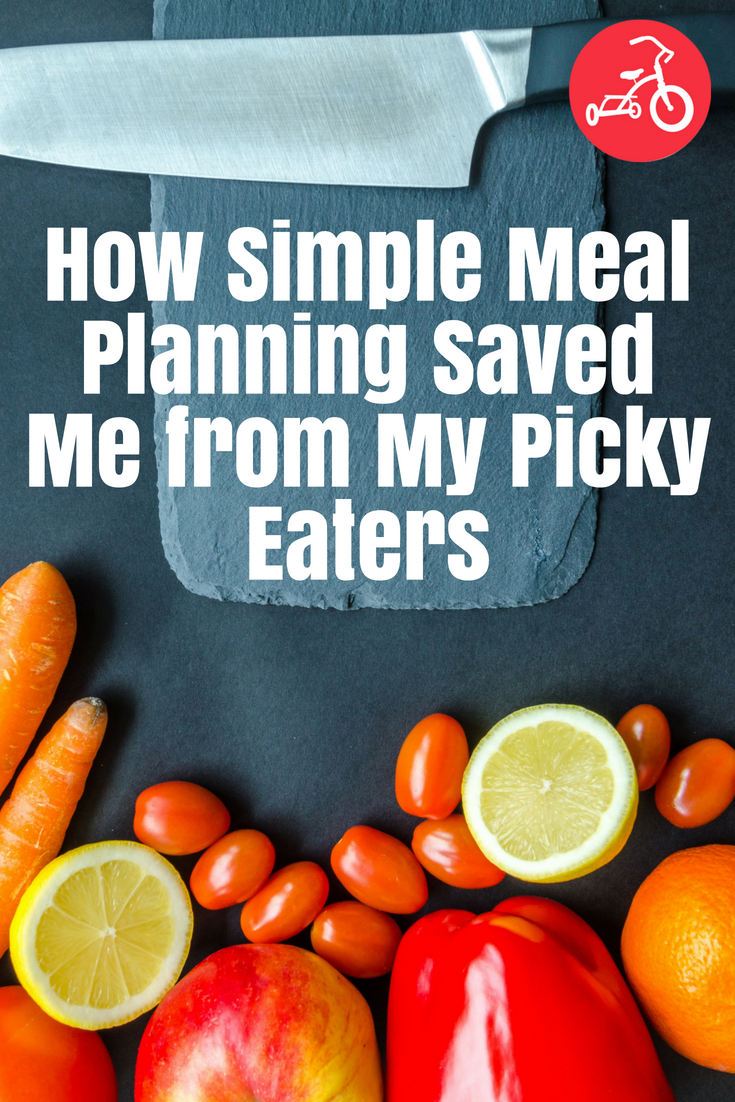 How Simple Meal Planning Saved Me from My Picky Eaters