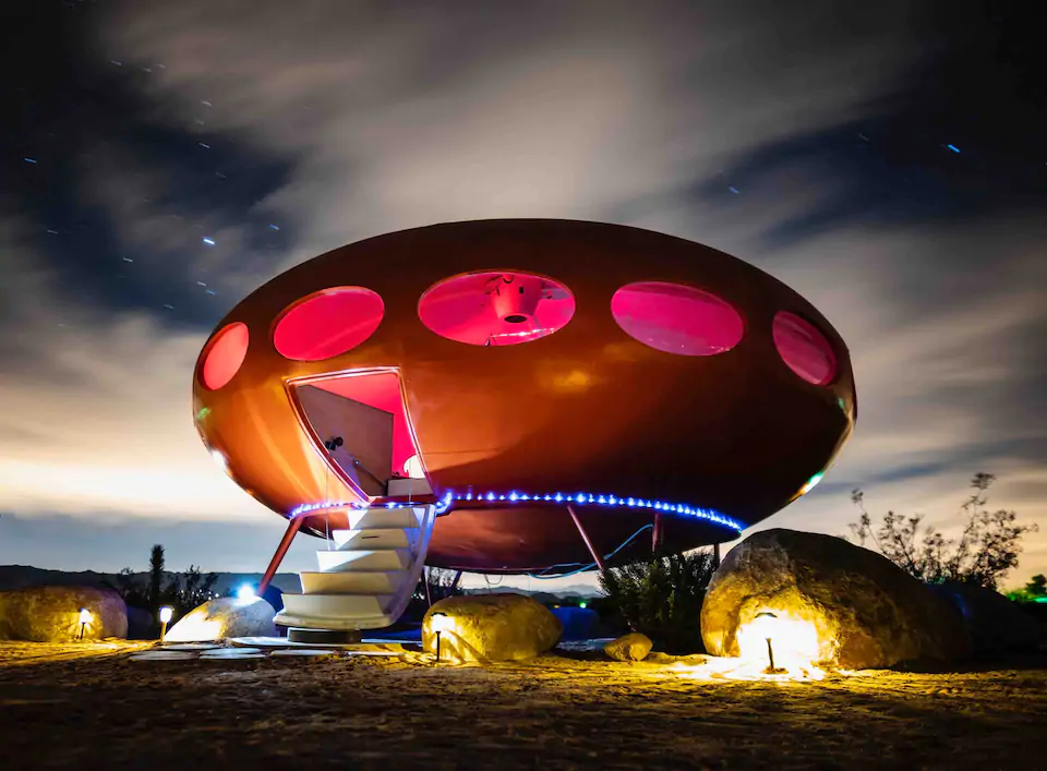 25 Incredibly Unique Overnight Stays That Are Anything but Boring