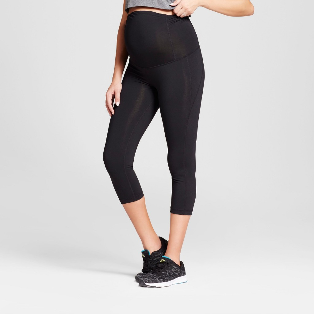 10 Top Maternity Athletic Leggings To Work Out In