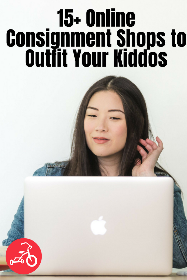 15+ Online Consignment Shops to Outfit Your Kiddos