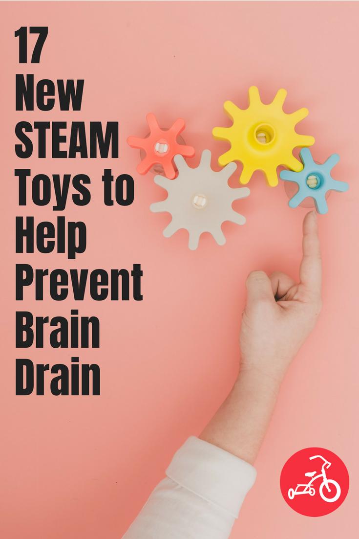 17 New STEAM Toys to Help Prevent Brain Drain
