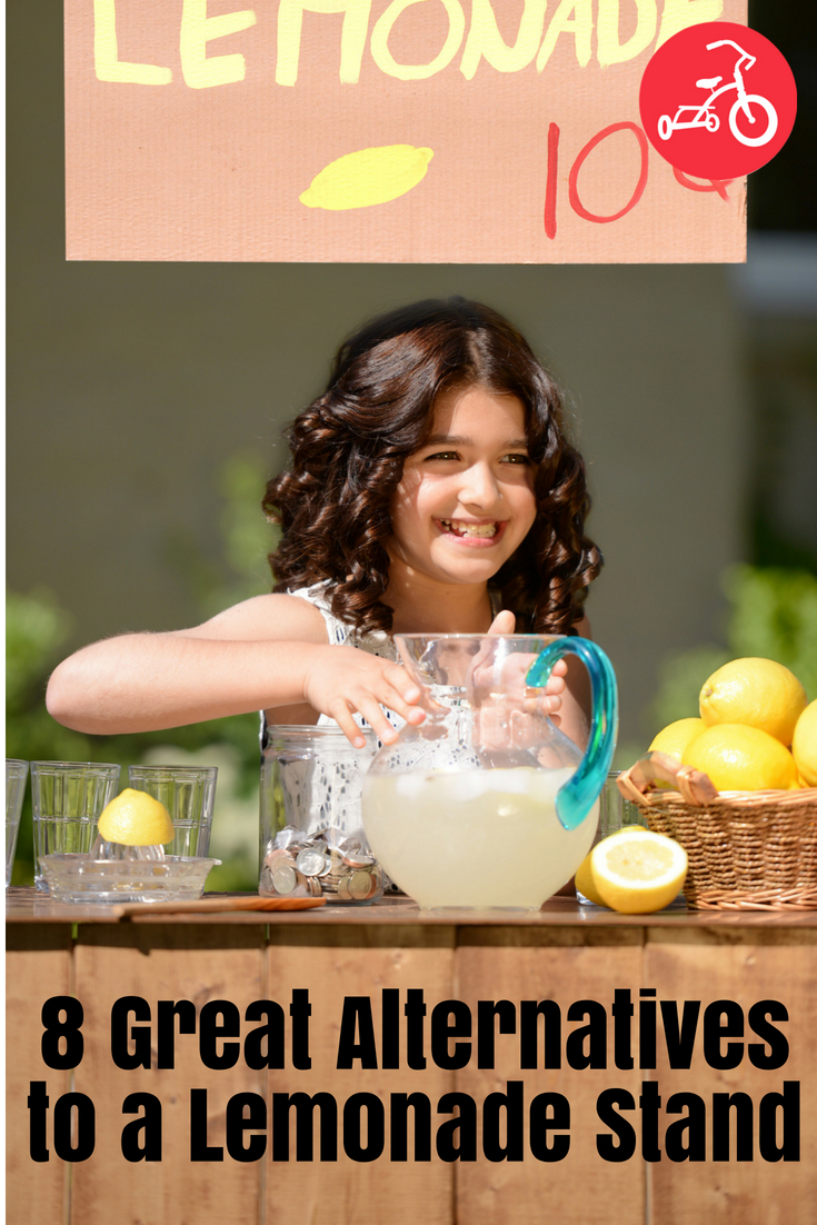 8 Great Alternatives to a Lemonade Stand