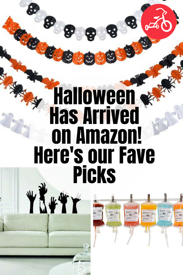 Halloween Has Arrived on Amazon (Here's Our Favorite Freaky Pics)