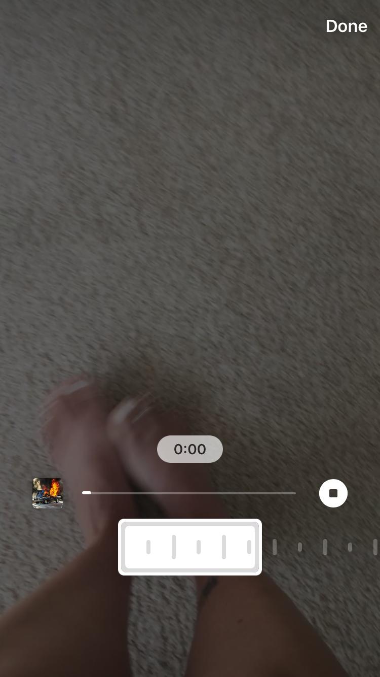 music for instagram stories