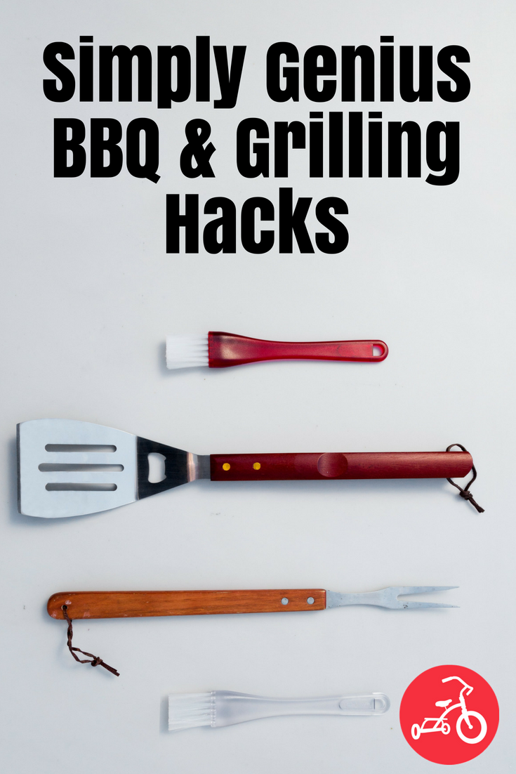 Simply Genius BBQ & Grilling Hacks