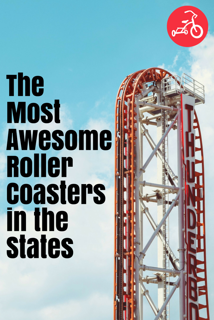 The Most Awesome Roller Coasters in the States