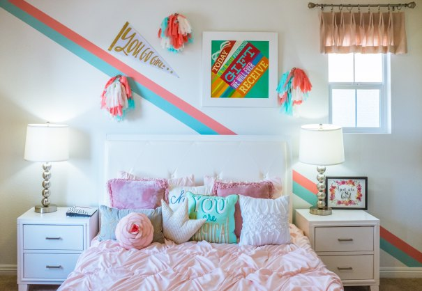 Easy Kids Room Ideas For Transitioning