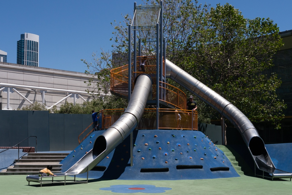 Yerba Buena Children's Playground