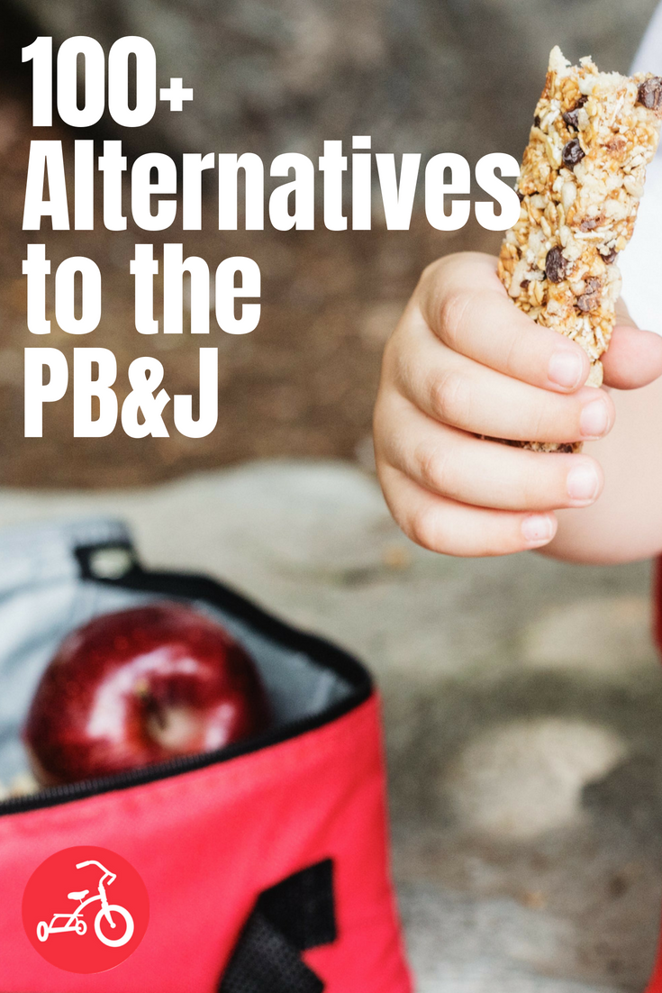 100+ Alternatives to the PB&J