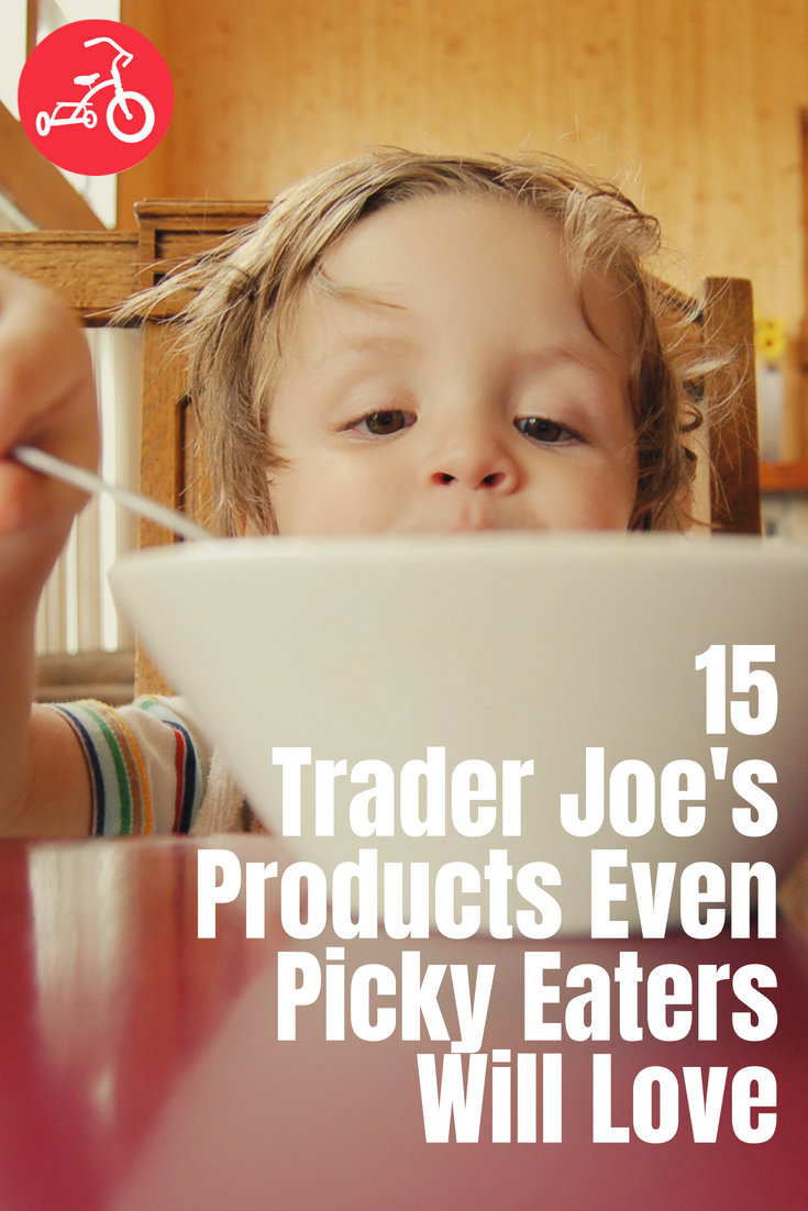 15 Trader Joe's Products Even Picky Eaters Will Love