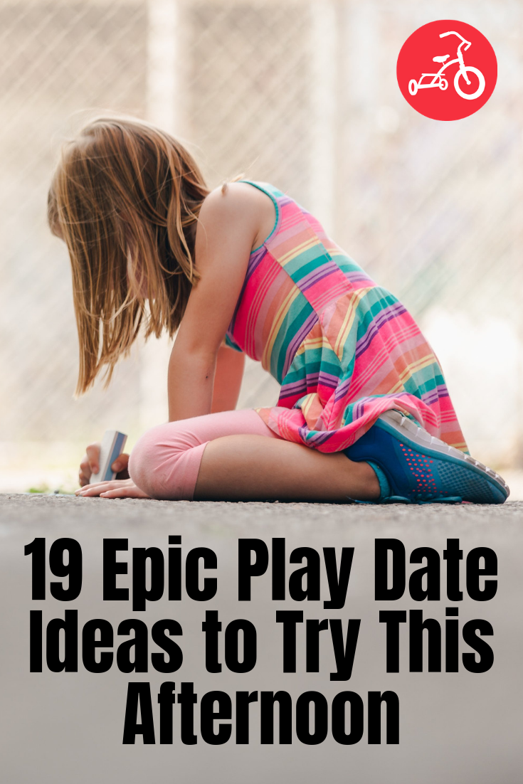 19 Epic Play Date Ideas to Try This Afternoon