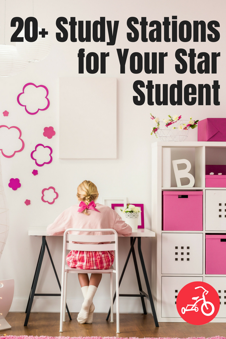 20+ Study Stations for Your Star Student